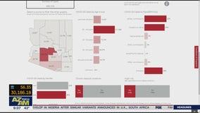 Latest coronavirus numbers in Arizona - 12/24/20