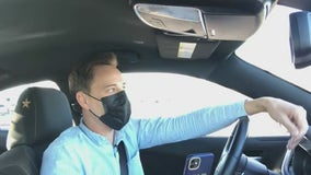 Putting texting while driving to the test