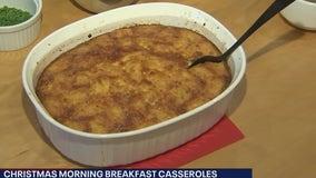 Recipes: Simple breakfast bake and cinnamon pull aparts