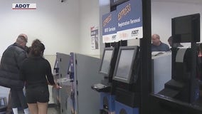 All in-office Arizona MVD appointments can be scheduled online