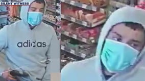 Police searching for suspect accused of robbing Phoenix cashier