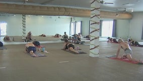Yoga for charity: Scottsdale studio offering free classes in exchange for donations