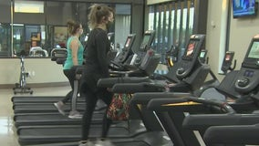 Getting fit at the YMCA to kickstart the new year