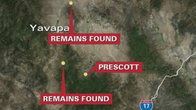 YCSO tracing human remains found in remote areas of Arizona, suspect arrested