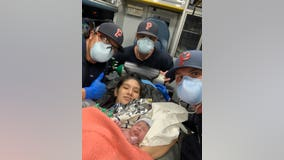 Peoria firefighters help deliver baby on Christmas Day