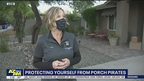 How to protect yourself from porch pirates during the holidays