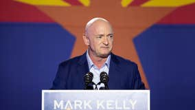 Mark Kelly officially becomes Arizona senator