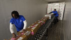 Shipments begin for Moderna's COVID-19 vaccine