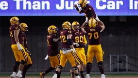 Territorial Cup blowout: Arizona State blows out rival Arizona 70-7