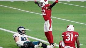 Murray, Hopkins lead Cardinals past Eagles 33-26