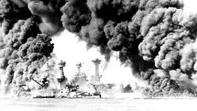 Pearl Harbor survivors remember 1941 attack from afar due to pandemic