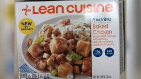 Lean Cuisine recalls select frozen chicken meals after complaints of plastic in product