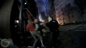 Nashville officer's body camera records downtown evacuation, explosion Christmas morning