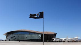 Window opens for Virgin Galactic's first rocket-powered test flight from spaceport