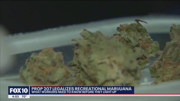 Election results expected to be certified Nov. 30, legalizing recreational marijuana