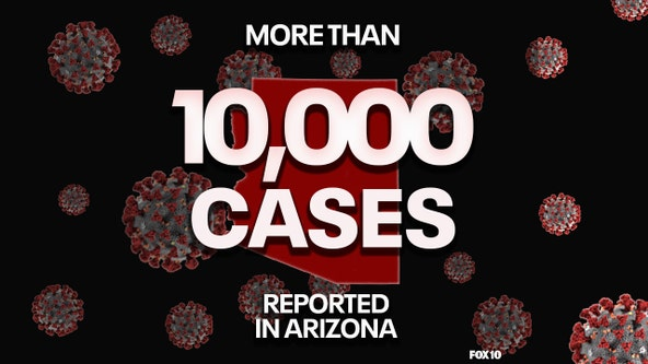 Arizona cites holiday reporting delays for record 10K coronavirus cases