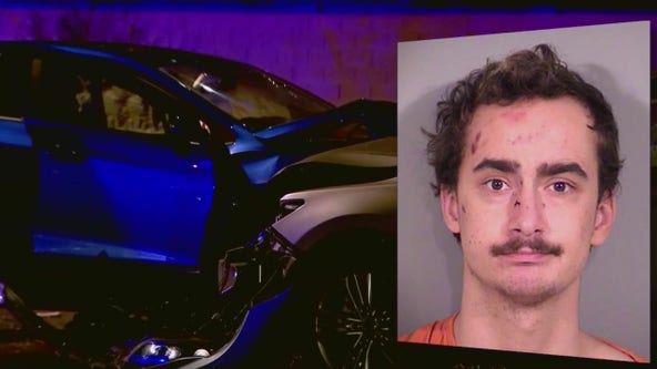 23-year-old Phoenix man accused of murder following horrific crash that killed 2 women