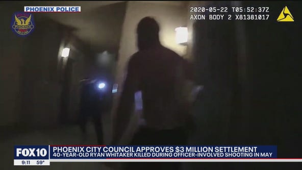 3 million dollar settlement over deadly Ahwatukee police shooting approved by Phoenix City Council