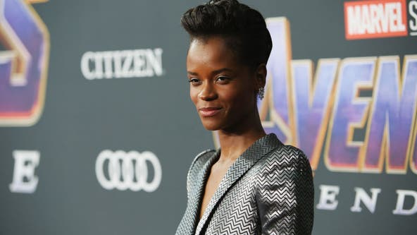 'Black Panther' star Letitia Wright criticized for controversial anti-vaxxer tweet