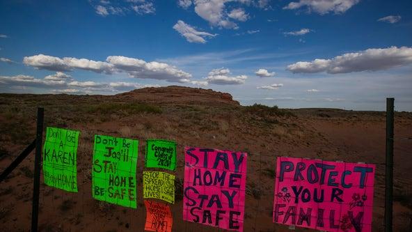 Medical officials serving Navajo Nation make urgent plea: Stay home