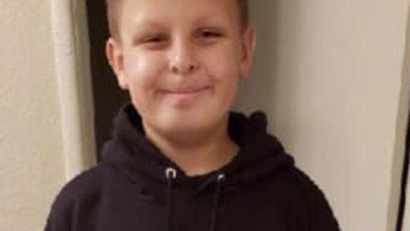 Mesa Police: Missing 10-year-old boy found