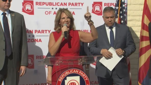 Judge: Arizona GOP must pay $18K in groundless election suit
