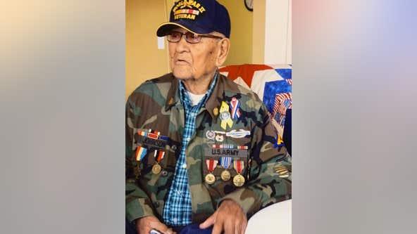 Navajo Nation WWII veteran dies at age of 103