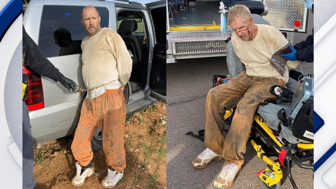 2 escaped Arizona inmates captured in Coolidge