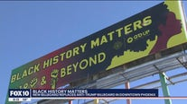 Anti-Trump billboard replaced in Downtown Phoenix