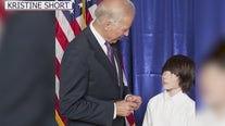 'Don't let it define you': President Biden's speech impediment resonates with many Americans