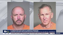 2 inmates escape Florence prison