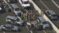 DPS trooper hurt in crash on Loop-202 on Jan. 20