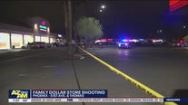 Phoenix Police investigating shooting outside of Family Dollar store
