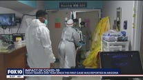 Looking back at the ongoing COVID-19 pandemic as Arizona marks 1 year since the first case