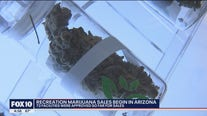 73 licenses for recreational marijuana sales approved by Arizona state officials