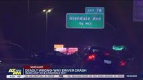 1 dead in wrong-way crash on Loop 101 in Glendale