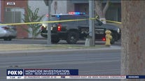 Homicide investigation underway after woman shot, killed in Mesa