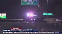 DPS: 1 dead in wrong-way crash on Loop 101 in Glendale
