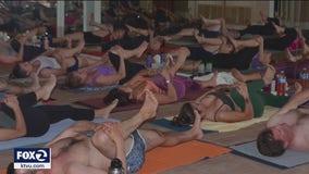 Judge orders Pacifica yoga studio that held mask-free classes to shut down