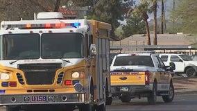 Phoenix apartment complex suffers hazmat situation, power outage