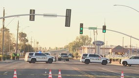 PD: Woman hit, killed while crossing street in Glendale