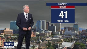 Noon Weather Forecast - 1/8/21