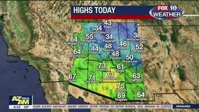 Morning Weather Forecast - 1/19/21