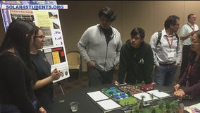 Valley teens working on project to bring sustainable energy to Glendale elementary school