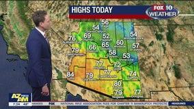 Morning Weather Forecast - 1/16/21