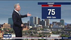 Morning Weather Forecast - 1/15/21