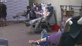 City of Glendale hosting blood drive