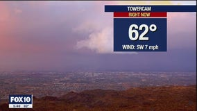 5 p.m. Weather Forecast - 1/23/21