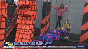 TyPad Sunday: Sky Zone in Laveen