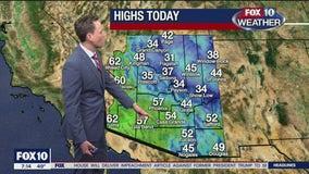 Morning Weather Forecast - 1/24/21